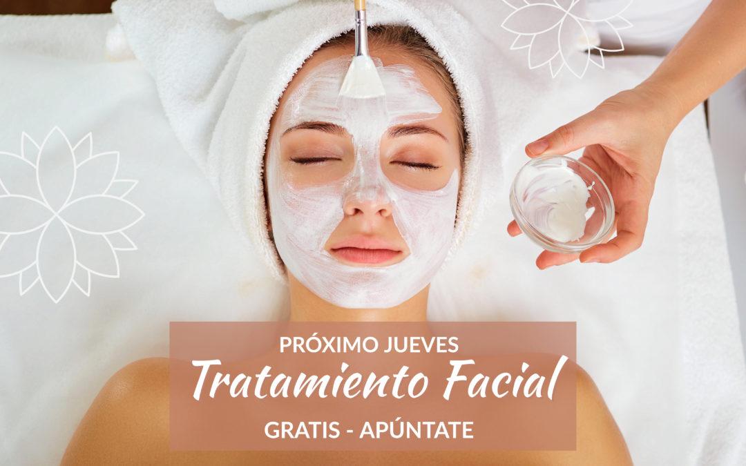 Tratamiento facial GRATIS (Todos los Jueves)
